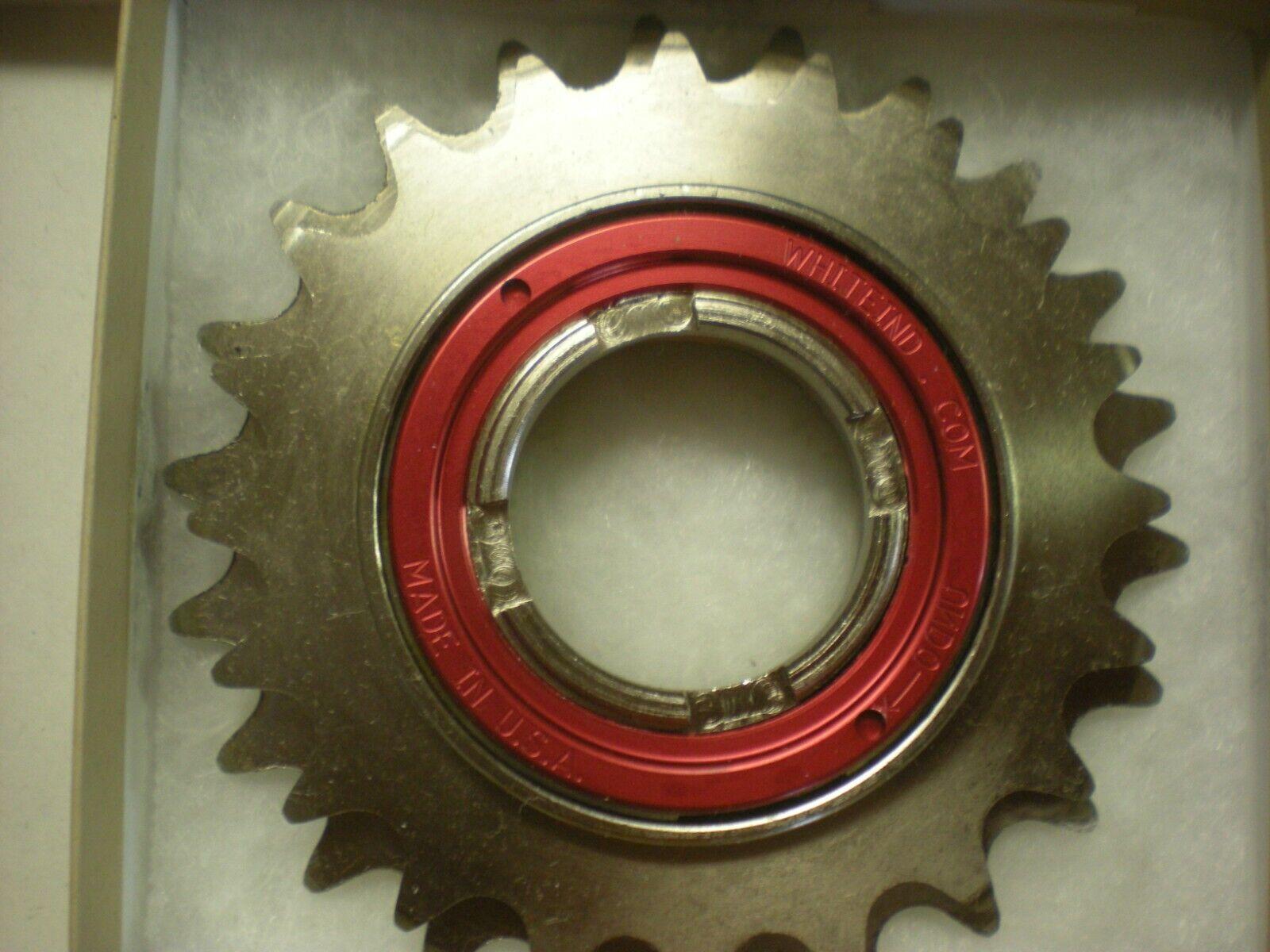 White Industries  DOS ENO Freewheel 20 22 Tooth  brand