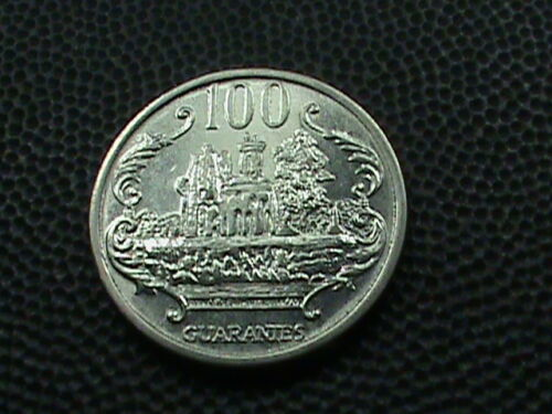 PARAGUAY 100 Guaranies 2012 UNC COMBINED SHIPPING.10 Cents USA .29 INTERNATIONAL