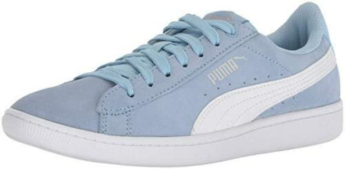 Blanco Vikky Ante Puma Zapatillas Mujer Cerúleo Diario Zapatos De Blue puma gqaBYqw