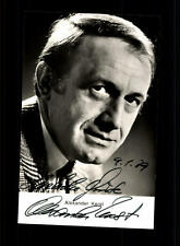 Alexander Kerst Rüdel Autogrammkarte Original Signiert # BC 64692