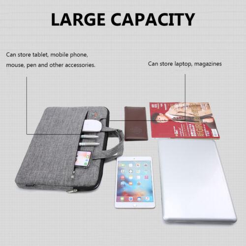 Handbag Borsa a Tracolla Laptop Custodia Cover per HP Dell Lenovo Apple NOTEBOOK