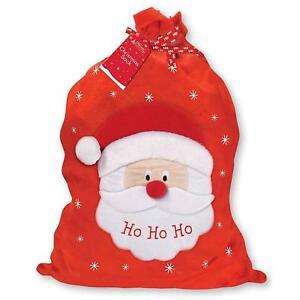 image is loading giant felt christmas presents santa sack childrens kids - Large Christmas Stocking