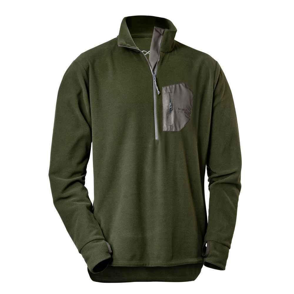 MERKEL GEAR Bushshirt GEN II --super leichtes Fleece-Shirt