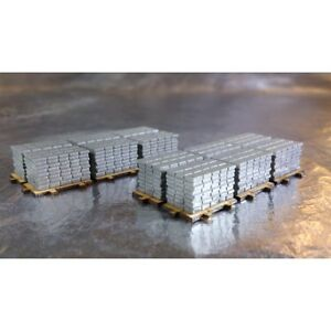 Herpa-053617-Accessories-payload-of-sidewalk-slabs-on-pallets-1-87-Scale