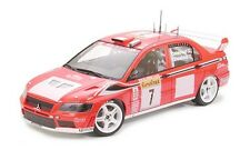 Tamiya 24257 1/24 Model Rally Car Kit Mitsubishi Lancer Evolution VII Evo 7 WRC