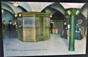 New-York-NY-Subway-Hudson-Tunnels-Lackawanna-Station-Hoboken-Terminal-Mint