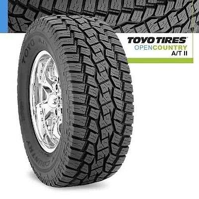 285 70r17 Toyo Open Country A T Ii S 285 70 17 New Set Of