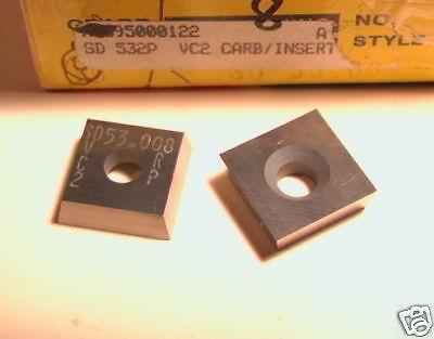 SD 532P VC2 VALENITE INSERT