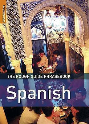 1 of 1 - The Rough Guide Phrasebook Spanish, Rough Guides, Lexus,