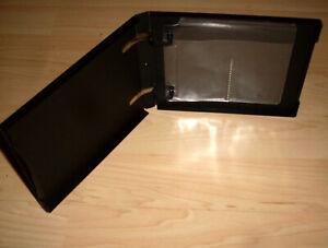 10 Hüllen schwarz für USB Sticks mit Innenhülle - 163x135x15mm (DVD Hülle) Neu