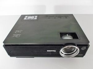 benq mp610 dlp projector spares or repair no lamp ebay rh ebay co uk Canon MP610 Ink Projector BenQ MP610