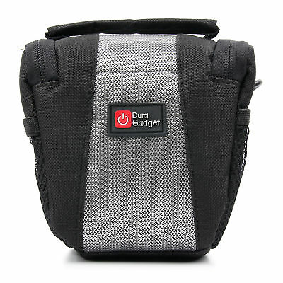 Grey/silver Protective Case/pouch For The Uscamel 8x21 Mini Binoculars Cameras & Photo