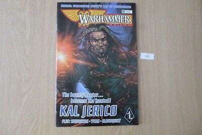 Gw Warhammer Mensile-issue 24 1999 Ref:1411-mostra Il Titolo Originale Ultima Tecnologia
