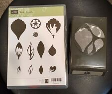 Stampin' Up! Retired Build a Blossom Stamp set and Blossom Petals Punch