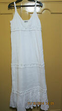 OLD NAVY white dress - pretty