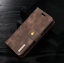 For-Samsung-Galaxy-S7-S8-Flip-Cover-Leather-Magnetic-Removable-Wallet-Card-Case thumbnail 23