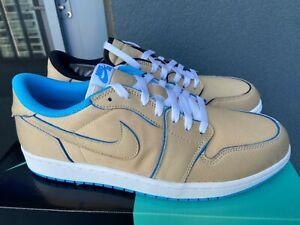 yermo curva Rusia  NEW Nike SB Air Jordan 1 Low QS Lance Mountain Desert Ore sz 8 CJ7891-200 I  | eBay