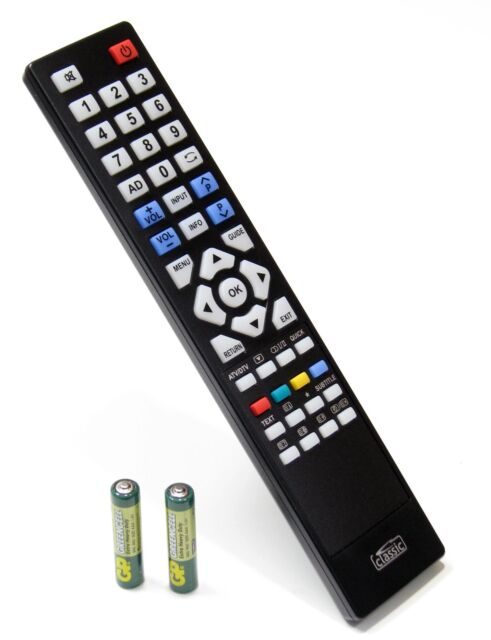 Replacement Remote Control for Toshiba 32AV633DB
