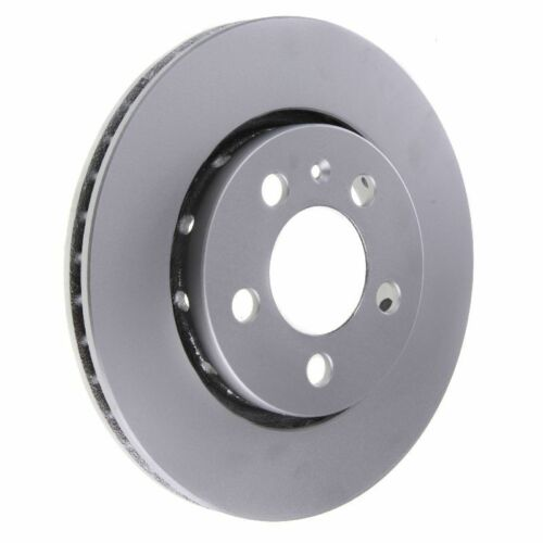 Pagid EBD2915 Rear Right Left Brake Discs Kit 2 Pieces 256mm Diameter Vented
