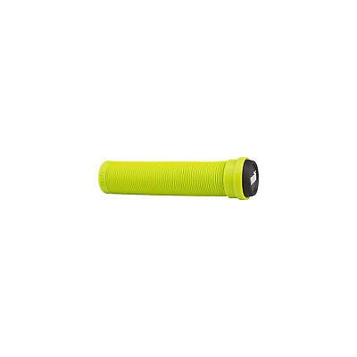 ODI Longneck Grips Soft Compound Flangeless Chartreuse
