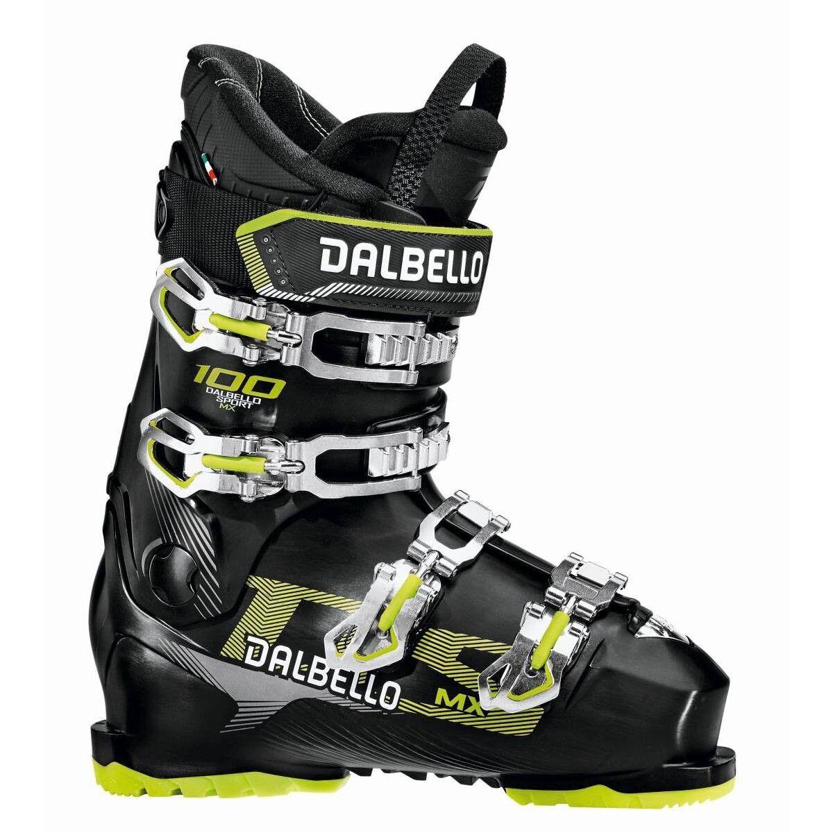 Dalbello DS MX 100 MS Skischuhe schwarz