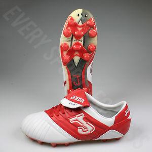 704bdc404 Joma Multitaco Numero 10 Men s Soccer Cleats - Red   White (NEW)