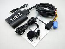 Yatour Bluetooth Car Adapter Changer Handsfree Kit For 8 Pin VW Audi Skoda Seat