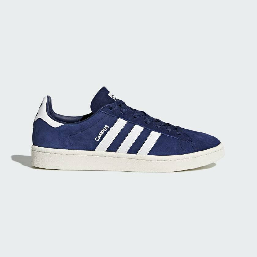 Men's Brand New Adidas Campus Athletic Fashion Everyday Sneakers [BZ0086]