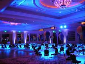 Attirant Image Is Loading Banquet HALL PREMIUM LED Lighting KIT Under Table