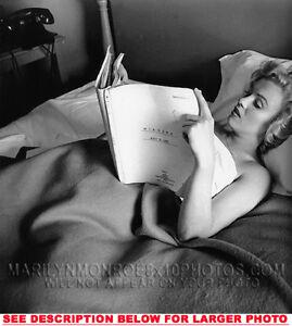 MM-174 Marilyn Monroe Niagara 8x10 Photo