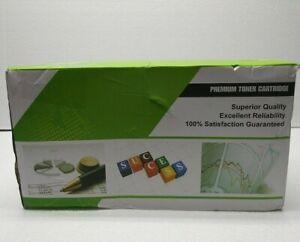 (4 pack) Premium HF410A-4CL Compatible Toner Cartridge replaces 410A CF410-13A