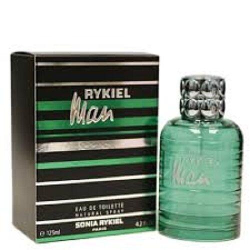 RYKIEL MAN 125ML EDT SPRAY PERFUME BY SONIA RYKIEL