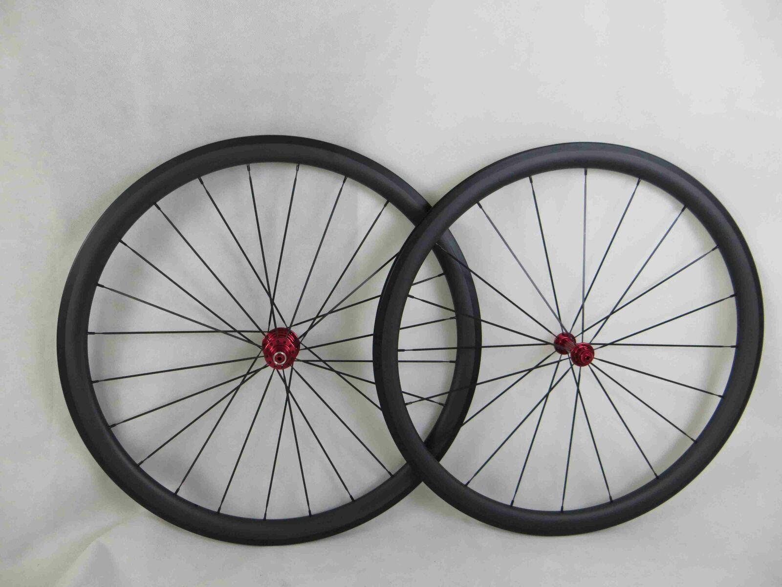 38mm width 25mm Clincher carbon bicycle road bike wheels carbon cycling wheelset