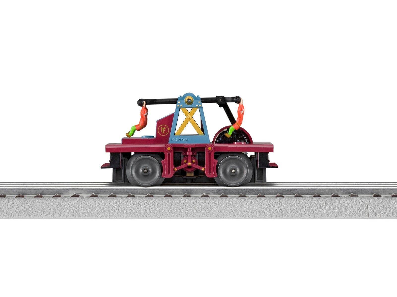 Lionel Trains The Polar Express Elf Handcar O Gauge  LNL6-28425  BRAND NEW