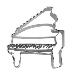 "Ausstecher/Aus<wbr/>stechform ""Musik / KLAVIER"" – Flügel, Piano"