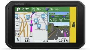 "**DEFECTIVE** Garmin Dezl 780 LMT-S 7"" GPS Truck Navigation System -"