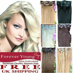 Premium-Clip-In-Remy-Human-Hair-Extensions-Forever-Young-Human-Hair-Extensions