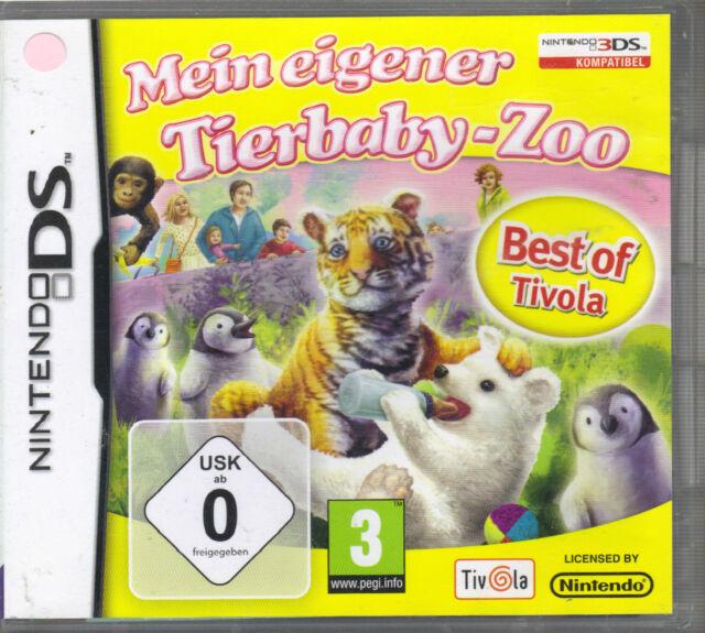 Mein eigener Tierbaby-Zoo ( Nintendo DS )