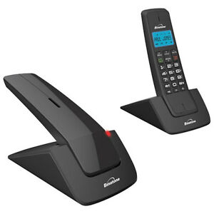 Image Is Loading NEW BINATONE DESIGNER 2115 TWIN DECT CORDLESS PHONE