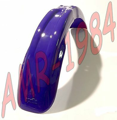 PARAFANGO ANTERIORE APRILIA RX 50 1991 RX 125 1992 VERNICIATO VIOLA  AP8126295