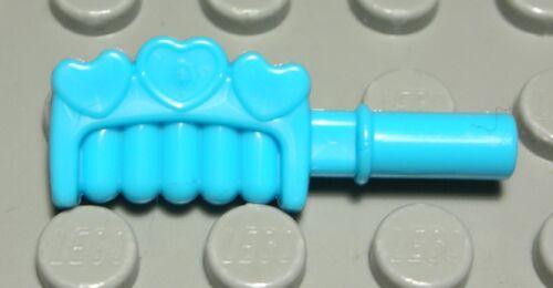 583 # Lego Figur Zubehör Kamm Türkis Friends