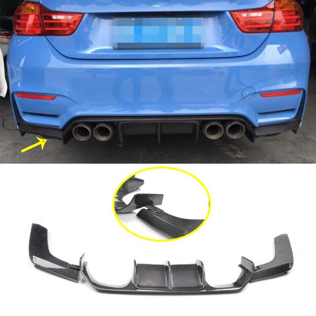 Rear Diffuser Lip Body Kits Fit For BMW F80 M3 F82 M4