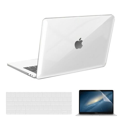 Hard Case /& Keyboard Cover /& Screen Protector For Macbook Pro 13 In A2159//A1989