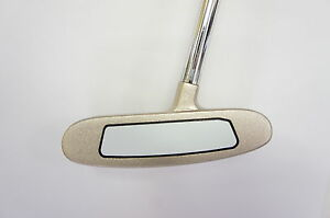 Brand-New-Sand-Face-Semi-Mallet-Putter-with-Straight-Shaft-R-H