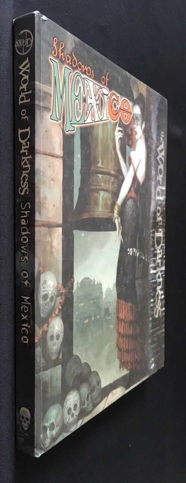 Shadows of Mexico  World of Darkness - VAMPIRE - White Wolf WW55201