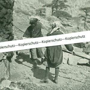 Korsika - Corse  - Brotbäkerinnen - Hochland - um 1930               X 26-10