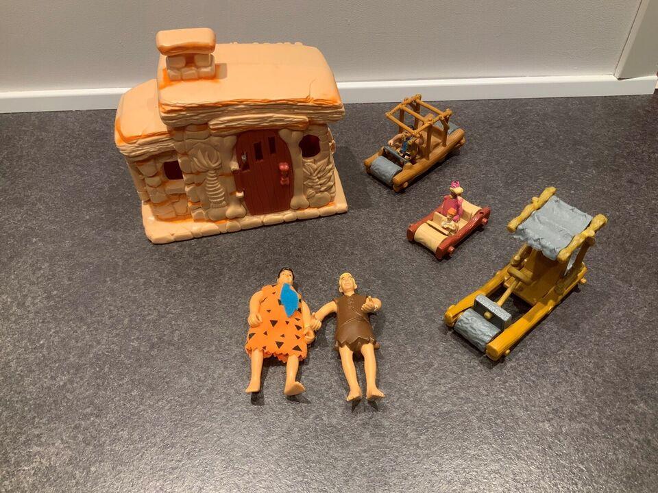 Flintstone figurer, biler og bowlinghal, Amlin