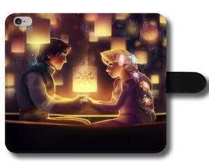 Romantic Rapunzel Flynn Tangled Valentine February 14 Love Phone Case Cover Ebay