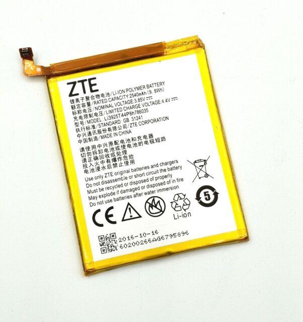 Original ZTE A910 Li3925T44P8h786035 Akku Accu Batterie Battery 2540mAh
