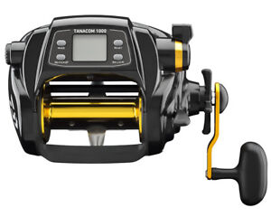 Daiwa-TANACOM-1000-Big-Game-Electric-fishing-reel-anglais-Display-TANACOM-1000
